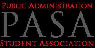 Public Administration Student Association (PASA) logo