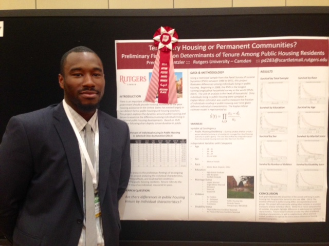 Prentiss Poster Award