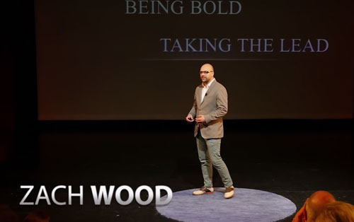 The Non-Profit Voice That Needs To Be Heard | Zach Wood | #Connection2015